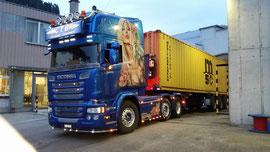 CTB Container Transporte, Foto: Michael Hofer