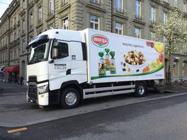 Widmer Transporte & Logistics AG, Foto: Thomas Sommer