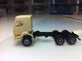 Renault Kerax / Kabine verkürzt