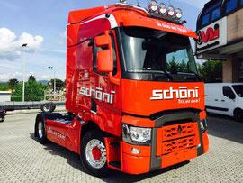 Schöni Holding, Foto: Für den Modellbau als Vorbild, aus dem Internet!