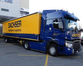 Dachser Logistics, Foto: Thomas Sommer