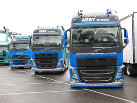 AEBY Transporte AG St. Ursen, Foto: Thomas Sommer