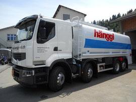 Hänggi, Renault Premium, Foto: Thomas Sommer