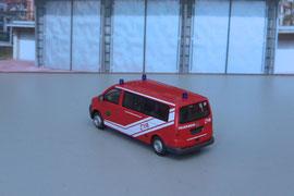 BUS 28 / Serienmodell von Ritze 2009