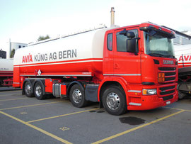 Avia King AG Bern, Foto: Thomas Sommer