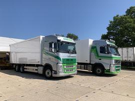 Casari Transport AG, Foto: Thomas Sommer