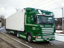 Sommer Transporte Zollbrüsk, Foto: Thomas Sommer