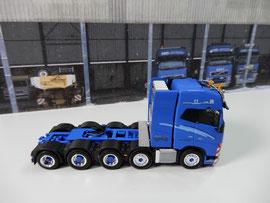 AEBY Transporte AG St. Ursen, Volvo FH16 8x4 mit Modulachse