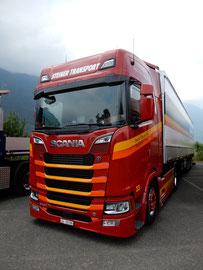 Steiner Transport, Foto: Thomas Sommer