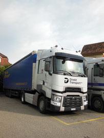 Direkt Transport, Foto: Thomas Sommer