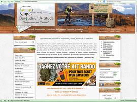 Baroudeur Altitude