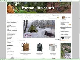 Pyrene Bushcraft