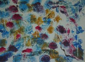 Dies ist ein Bild auf Keilrahmen gemalt.