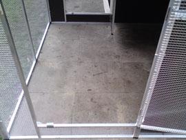 Unterbau z. B. Gehwegplatten