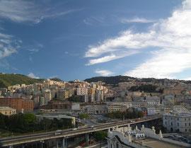 Guten Morgen Genua !