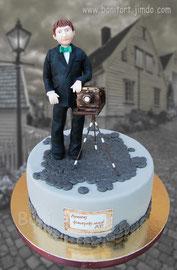 Торт для фотографа