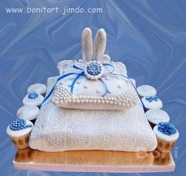 """Торт """"Гламурные подушки"""""""