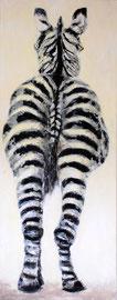 Le zebre - t.m. 150x60