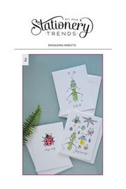 Summer 2015: featured on Stationery Trend's Fresh Picks. Http://StationeryTrends.com/Fresh-Picks