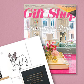 2017 Summer - Gift Shop magazine - Art Print