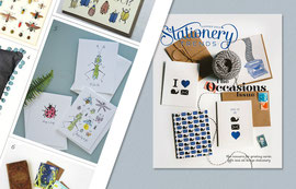 2015 Summer Stationery Trends - featured Capri Luna's Buggy series
