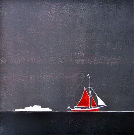 Eismeer  (30x30)