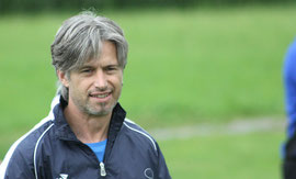 Co-Trainer der 1b-Mannschaft: Thomas Bechter. © Hepberger
