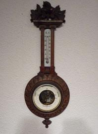 Aneroid Barometer (Dosenbarometer) um 1900