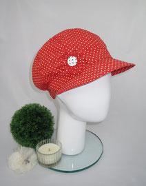 Schimü_05, Sommer Baumwolle fein, Gummizug am Hinterkopf, in jeder gewünschten Kopfgröße herstellbar, Preis: 44,90 €