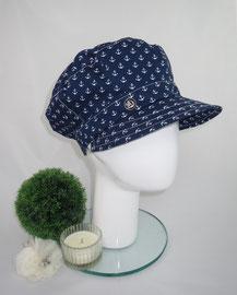 Schimü_03, Sommer Baumwolle fein, Gummizug am Hinterkopf, in jeder gewünschten Kopfgröße herstellbar, Preis: 39,90 €
