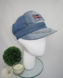 Schimü_09 HL, Baumwolljeans, durch die verschiedenen Jeanswaschungen ist jedes Modell ein Unikat in jeder gewünschten Kopfgröße herstellbar, Preis: 59,90 €