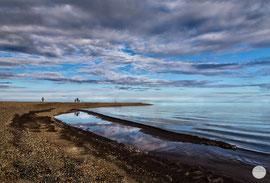 "Bild: Beaufort Sea, Prudhoe Bay, Alaska, ""the end of the world""; www.2u-pictureworld.de"