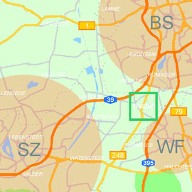 Region SZ-BS-WF