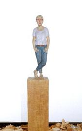 Auftragsarbeit - Portrait Figur