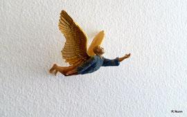 Auftragsarbeit - fliegender Engel Bub