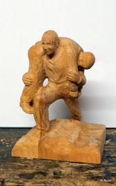 Lebensretter Skulptur