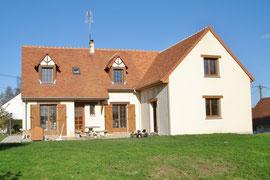 Extension d'une maison individuelle VILLERS BOCAGE 14