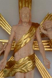 Auferstehungsgruppe Detail