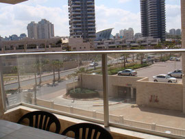 Vue balcon