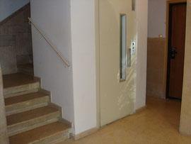 Escalier propre