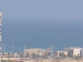Vue mer avec zoom