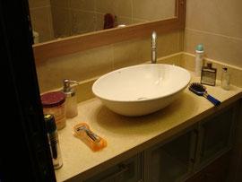 Salle d'eau et WC indépendant