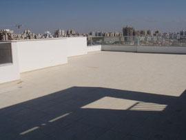 Terrasse de 100m2