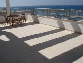 Balcon de 40m2