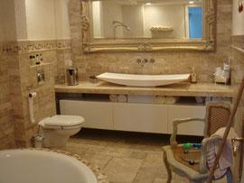 Salle de bain suite 1