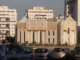 Synagogue géorgienne