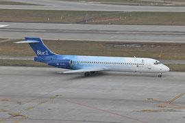 Die OH-BLJ ebenfalls in Zürich.