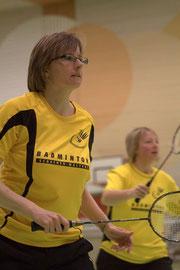 Sibylle Wüthrich & Jenny Jansen in Action