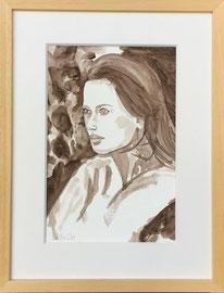 Aquarell, ca. 30 x 40 cm