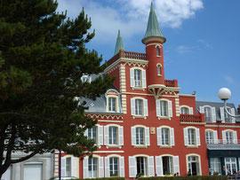 l'hotel des Tourelles